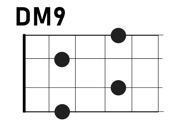 ウクレレDM9