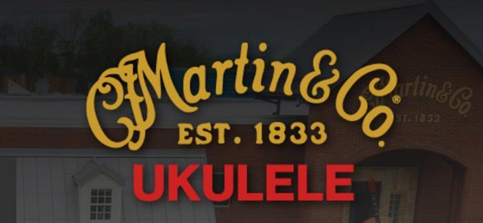 Martinウクレレ